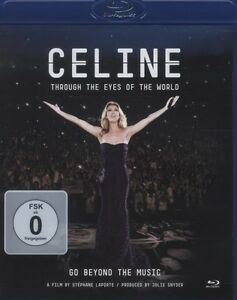 Celine-Dion-034-Through-the-Eyes-of-the-Wolrd-034-BLU-RAY-NUOVO