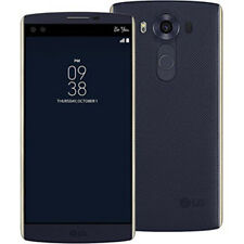 Océano Azul LG 5.7'' V10 H900 64GB 16MP 4G LTE 4GB Ram GPS Libre Telefono Movil