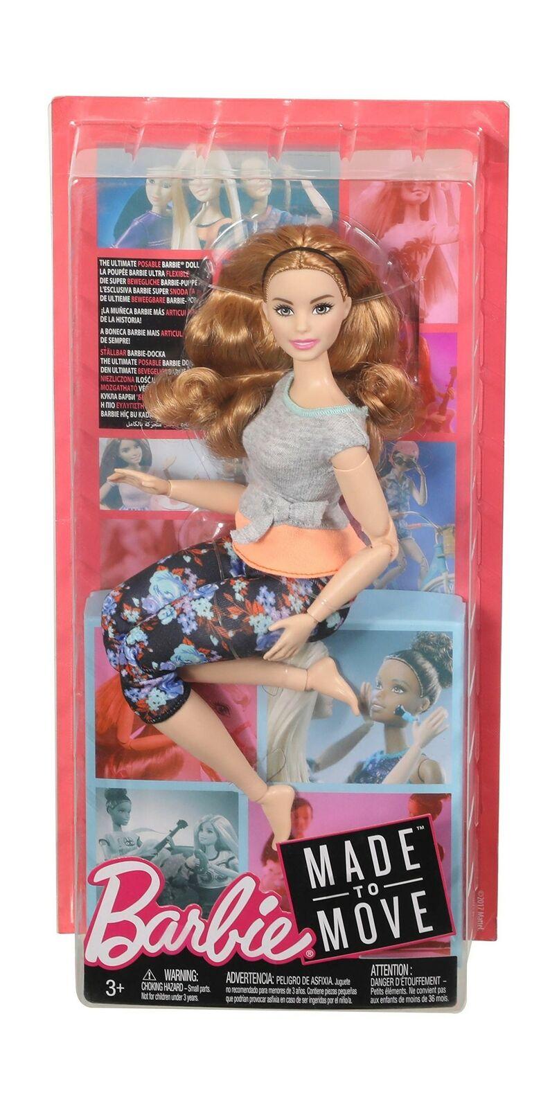 BODY DONOR NIB MTM PURPLE TOP SKIN TONE Babie CURVY Made to Move Doll