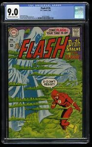 Flash-176-CGC-VF-NM-9-0-Off-White-to-White