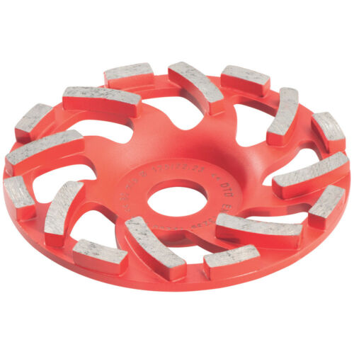 x 7//8 in Concrete Diamond Cup Wheel 628205000 New Metabo 125 mm 5 in