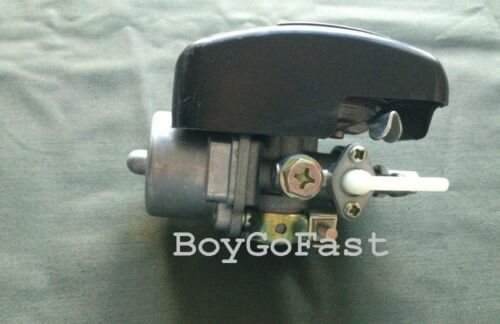 speed Carburetor w on//off black cover 80cc gas Motor ENGINE parts