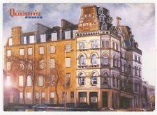 Dundee, New Queens Hotel Best Western Advertising Art Postcard, B685