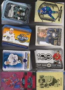 🔥20-21 Upper Deck Tim Hortons Hockey Cards Mixed years 117 Inserts Lot only 🔥