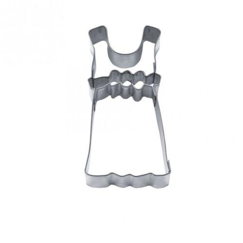 7 cm Ausstechform Kleid Städter Ausstecher