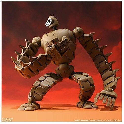 Ghibli Castle in the Sky LAPUTA Robot Soldier Full Action Version Hayao Figure