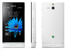"Unlocked Sony Xperia U ST25i 4GB 3.5"" 5MP Android Smartphone White"
