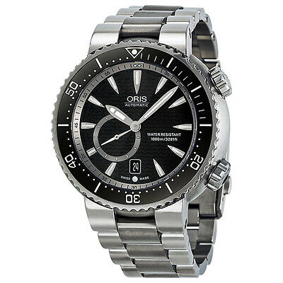 Oris Divers Titan C Automatic Mens Watch 743-7638-7454MB