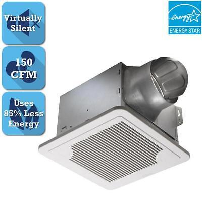 Delta Breez Smart Series 150 CFM Ceiling Bathroom Exhaust ...