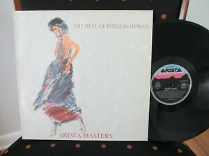Phyllis Hyman The Best Of Arista Masters Lp Germany Ebay