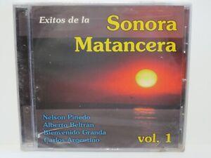 EXITOS-DE-LA-SONORA-MATANCERA-VOL-1-NEW-SEALED-CD