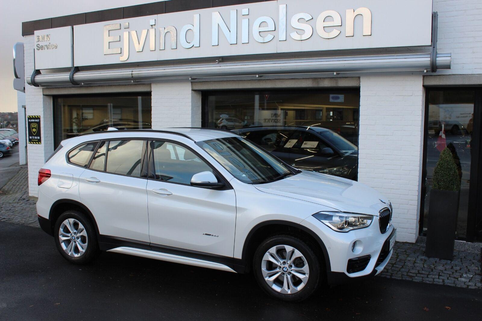 BMW X1 2,0 xDrive18d Sport Line aut. 5d - 339.900 kr.