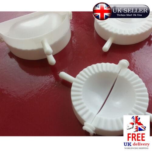 3 pcs dumpling moule set pastry maker pâte samosa empanada chiffre d/'affaires moule holi