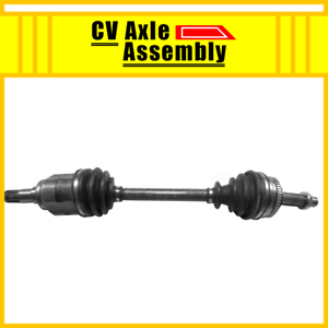 Automatic Transmission;GT FRONT LEFT CV Axle 1 PCS For 2000-2005 TOYOTA CELICA