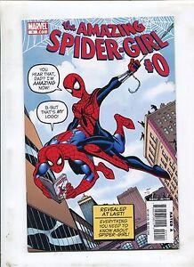 Amazing Spider-Girl #3 FN 2007 Stock Image