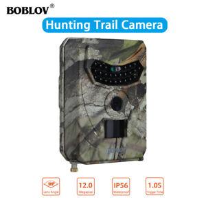 PR-100-12MP-1080P-HD-Hunting-Trail-Game-Farm-Camera-Night-Vision-26PCS-IR-LED-s