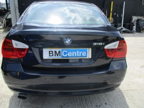BMW E90 E91 REAR BUMPER REINFORCER CRASH SUPPORT CARRIER BAR GENUINE