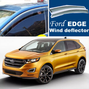 Image Is Loading Ford Edge   Front Side Door Wind