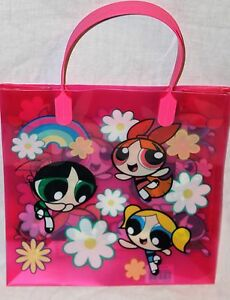 POWERPUFF GIRLS 2 TREAT BAGS FOR FAVORS AND CANDY PARTY SUPPLIES
