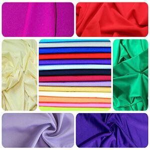 Top-Quality-60-034-Lycra-Dance-Wear-Fabric-Material-8-45-Metre-Free-UK-Post