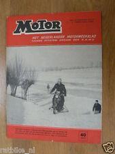MO6305-JAWA SNOW BIKE COVER,EXCELSIOR 1916 AND HUSQVARNA SNOW BIKES,PARIJS,PARIS