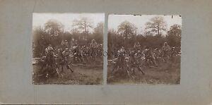 Angers-Y-Soldados-WWI-2-Fotos-Estereo-Vintage-Analogica