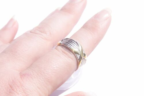 """Z-53 Clear Silicone Jewelry DIY /""""X/"""" Ring Casting Molds Size 8"""