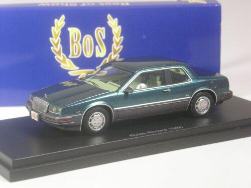 Klasse BOS Buick Riviera Coupé 1988 in 1:43 in OVP
