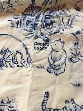 PAIR OF 2 DISNEY CLASSIC WINNIE THE POOH & FRIENDS HUNDRED ACRE WOOD PILLOWCASES