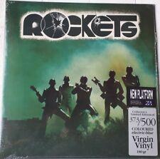 ROCKETS - ROCKETS  - LP VINILE COLORATO BLUE 500 COPIE NUMERATO GATEFOLD 2018