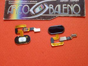 TASTO-PULSANTE-HOME-PER-MEIZU-MEILAN-M3-MAX-S685-NERO-FLAT-FLEX-RICAMBIO-NUOVO