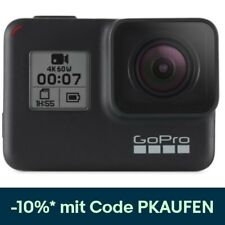 GoPro HERO7 Black Action-Kamera wasserdicht Touchscreen 4K HD Livestreaming