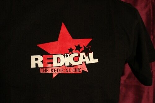 ★redical - The Redical Chic ★ T-shirt Shirt Unisex★neu,ovp★gr. Xl★punk Antifa★