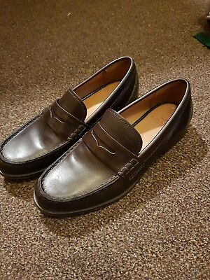 Mens Coach Penny Loafers size 7 | eBay