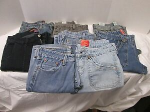 7 4 30 Jeans Ladies Neeso Levi Taille 8 5 Misses Paire Jordache Signature Et 6 xqUSywRf0