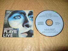 Peter Gabriel Plays Live Highlights cd 12 tracks 1984 Ex con