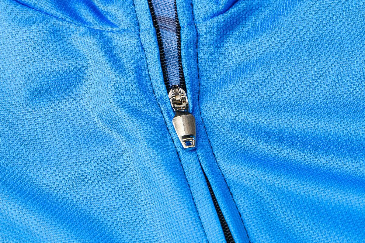 Gonso Herren Radtrikot BOVAL Full Zip 19082 pearl blue