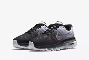 reputable site d80e9 a85db Image is loading Nike-Air-Max-2017-GS-Youth-851622-003-