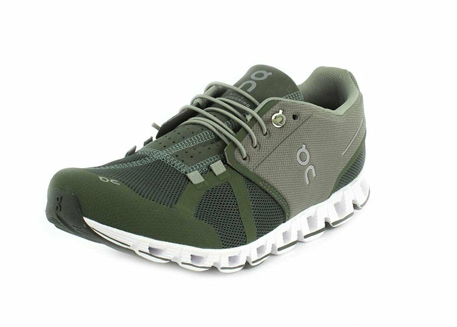 On Running Mens Cloud Forest/Jungle Shoe - 11.5