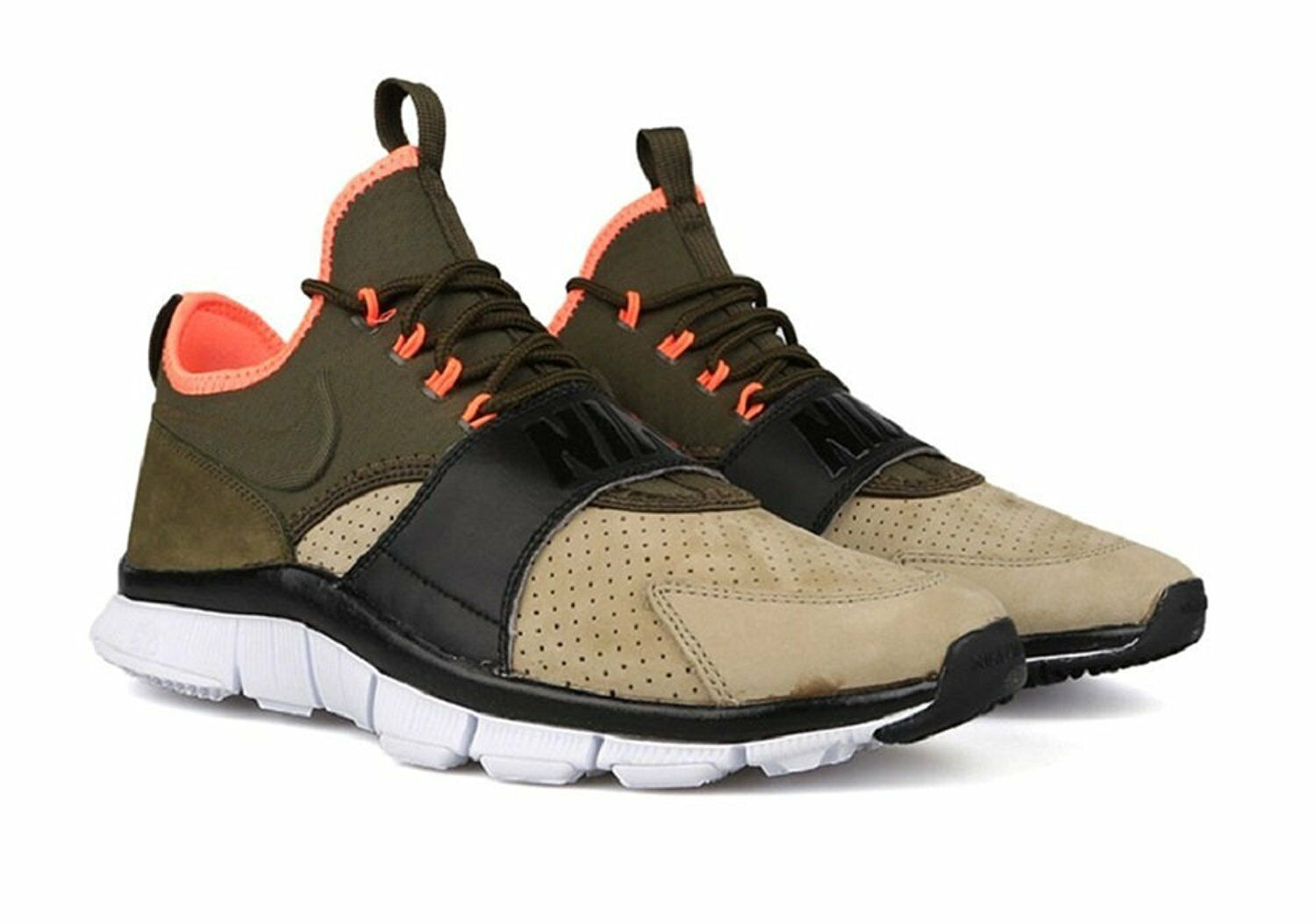 Seasonal price cuts, discount benefits Nike Free Ace Leather Men's Running Shoe Comfortable