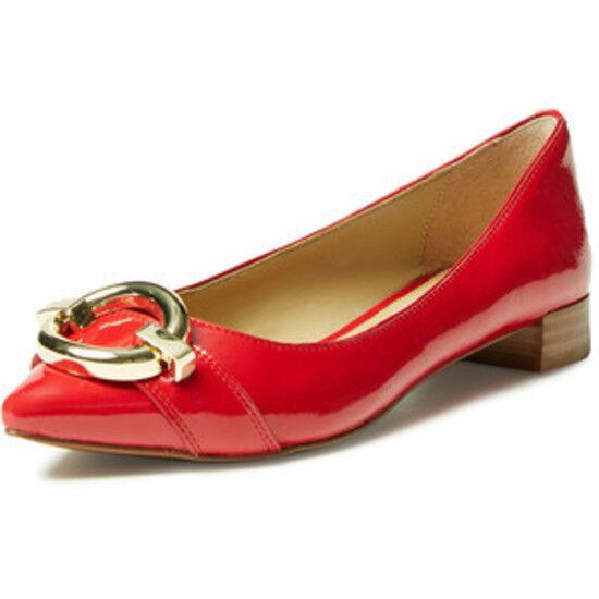 buona qualità DVF Diane Von Furstenberg Darcey Pointed Toe Flats Flats Flats scarpe - NEW Dimensione 7  comprare sconti