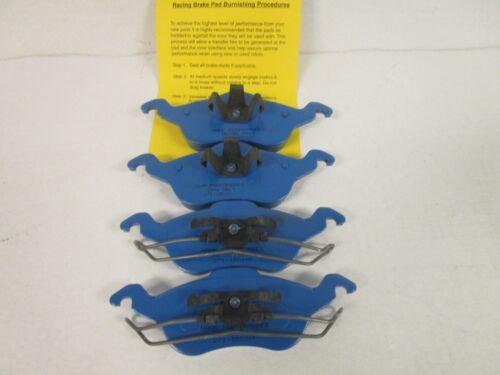Focus 2000-04 Hawk HB346E.713 Blue Brake Pads