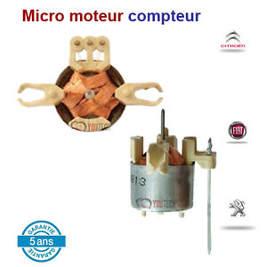 micro moteur compteur 206 806 probleme jauge carburant temp rature neuf ebay. Black Bedroom Furniture Sets. Home Design Ideas