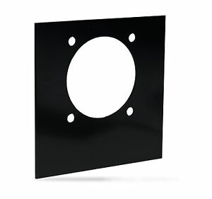 12 RECESSED BACKING PLATE MOUNTING PLATES f D RING PLATE TIE DOWN ROPE D RINGS