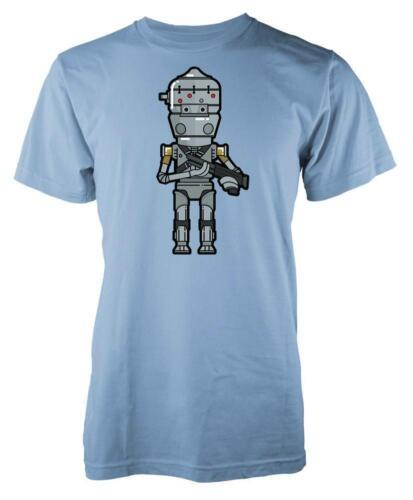 Cartoon IG-11 Droid Star Fett  Kids T Shirt