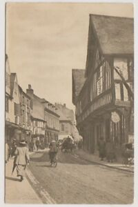 Worcestershire Postkarte - Friar Strasse, Worcester (A241)