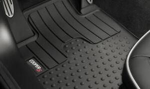 Original MINI COOPER S R55 R56 R57 R58 R59 all Weather Floor Mats Front 2243908