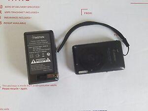 Canon PowerShot Digital ELPH SD1400 IS / IXUS 130 14.1MP Digital Camera - Black