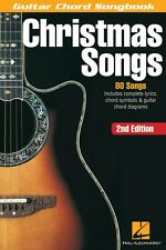 Christmas Songs 2nd Edition Sheet Music Guitar Chord SongBook NEW 000119911
