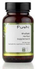 Fushi Organico Shallaki Concentrato 500mg Pillole Veg 60 Capsule